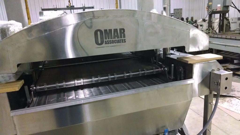 omar associates fryer